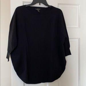 Style & Co Black Sweater Medium